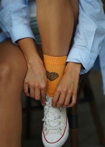 Fall in Love Socks